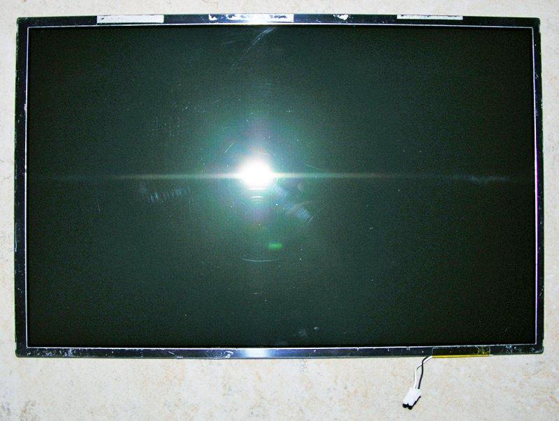 "GENUINE HP PAVILION DV4 14.1"" WXGA GLOSSY LCD SCREEN N141I3-L02 C404401K5Y77LZ"