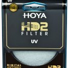 BRAND NEW GENUINE OEM HOYA HD2 HD HIGH DENSITY UV ULTRAVIOLET FILTER 52MM HDSLR