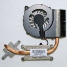 OEM HP COMPAQ CQ56 CQ62 C62 INTEL CPU HEATSINK & COOLING FAN 3MAX3TATP40 609229