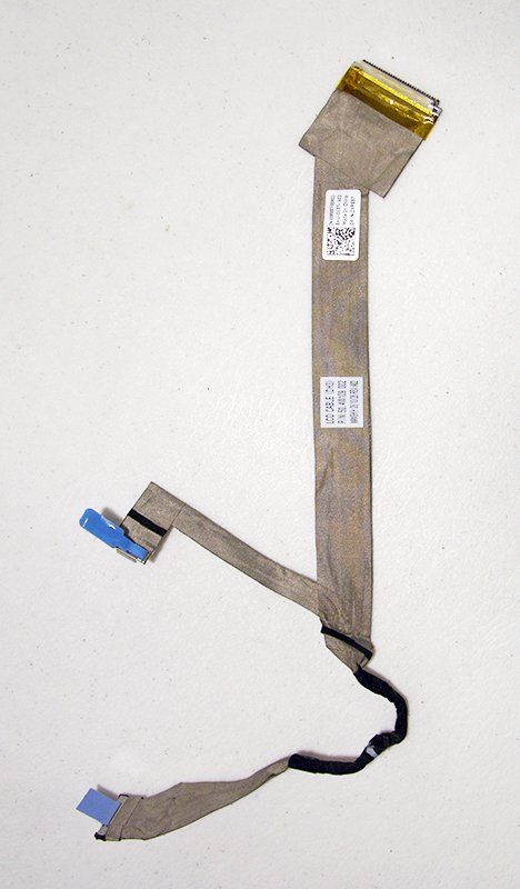 """GENUINE OEM DELL XPS M1530 1525 1526 15.4"""" LCD CABLE XR857 0XR857 50.4W109.002"""