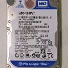 GENUINE OEM HP PAVILION DV7 4000 640GB HDD HARD DRIVE WD6400BPVT 603785 614984
