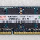 GENUINE OEM HYNIX HP PAVILION DV7 4000 4GB PC3-10600S RAM 599092 HMT351S6BFR8C