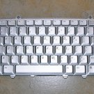 GENUINE OEM DELL 1400 1525 1420 1520 1521 US SILVER KEYBOARD 0NK750 K071425XX