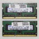 OEM TOSHIBA SATELLITE L775D L755 4GB (2X2GB) LAPTOP RAM M471B5773DH0 P000539070