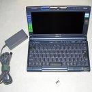 "Sony VAIO C1 PictureBook PCG-C1MZX 8.9"" (40GB, 933MHz, 256MB) Notebook * RARE *"