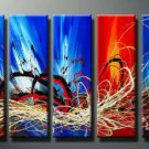 Fury in Abstract Form on Canvas(22241086417)