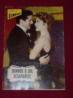 Quando tramonta il sole  Movie Memorabilia Collection 1950's