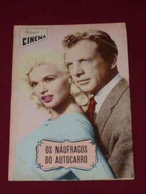 The Wayward Bus Movie Memorabilia Collection 1950's