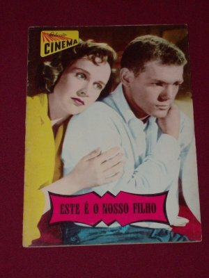 The Young Stranger Movie Memorabilia Collection 1950's
