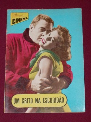 A Cry in the Night Movie Memorabilia Collection 1950