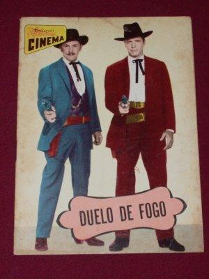 Duel of fire Movie Memorabilia Collection 1950's