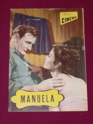 Manuela Movie Memorabilia Collection 1950's
