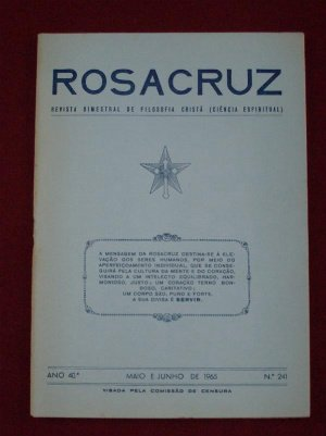 ROSICRUCIAN MAX HEINDEL SCIENCE PHILOSOPHY OCCULT 1965
