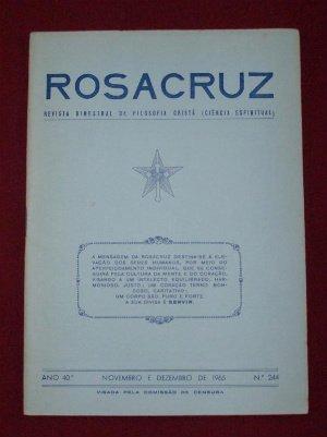 ROSICRUCIAN ROSECROIX RARE MAGAZINE MAX HEINDEL