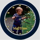 Personalized Photo Wall Clock - kids, babies, wedding