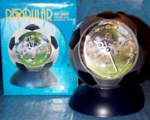 Soccer Alarm Clock - Travel, Kids Room