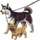 Nylon Double Dog Coupler