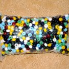 Glass Crow Beads 9x6mm Big 1# value bag Mixed Colors