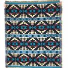 Blanket Jacquard Cotton Weave Diamond Design Sofa Throw