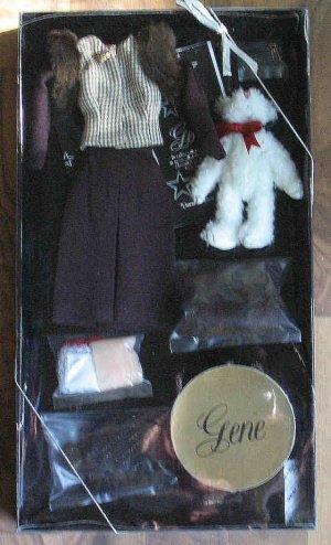 Ashton Drake Gene Madra Goodbye NY Outfit MIB 1998 1st Version
