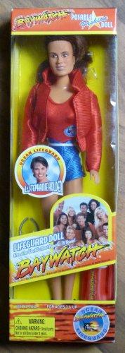 Baywatch Lt Stephanie Holden Lifeguard Barbie Like Doll MIB 1997