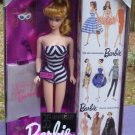 Barbie 1959 Reproduction Doll 35th Anniversary Edition Blonde Repro of #1