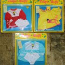 Vintage Totsy Doll Clothes for Dolls 15-21 Inches NIP