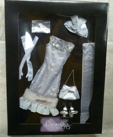 Tonner DEVEREAUX SISTERS Outfit NO REGRETS Sold Out LE 250 NIB