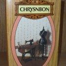 Chrysnbon Dollhouse Miniature Sewing Machine Dressmaker Kit F-200 NIB