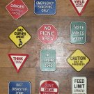 Refrigerator Magnets Funny Diet Dieting Sayings 12 Different