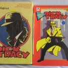 Dick Tracy Walt Disney Colorforms NIB and Sticker Book