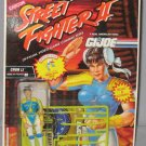 GI G.I. Joe Street Fighter II Chun LI Figurine NOC C1993