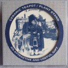 Norfolk China Ceramic Teapot Stand Souvenir Scotland MIB