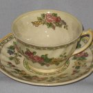 Vintage Royal Doulton Cup and Saucer The Cavendish Series