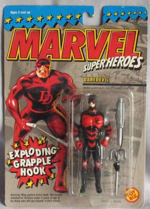 Marvel Toy Biz DareDevil Figurine Super Heroe NIP 1994