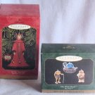 Hallmark Star Wars Queen Amidala Rebo Band Ornaments