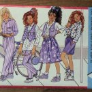Vintage Butterick BusyBodies Girls Pattern 4245 Size 7-8-10 NIP
