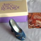 Willitts Raine Just the Right Shoe NEW HEIGHTS Shoe MIB 1999