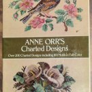 Vintage Anne Orr's Charted Designs Book Over 200 Dover 1977