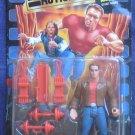 Mattel Last Action Hero Dynamite Jack Slater Swartznegger 1993 New