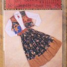 Indygo Junction Designs Dude Ranch Duds Pattern Vest Skirt