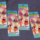 Miniature 2.5 Inch Worry Doll Kits Makes 16 Dolls New in Package