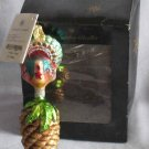 Christopher Radko Retired 2001 Gobble Cone NIB