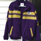 Baltimore Ravens NFL Men's Polyfil Jacket Size Large Brand New