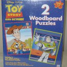 Disney Toy Story Wood Puzzles Set of 2 NIB 2003