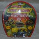 Majorette Diecast Sonic Flashers 4X4 Machine Gun Truck NIP
