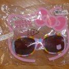 HELLO KITTY Girls Sunglasses Pink and Rainbow Colors NIP