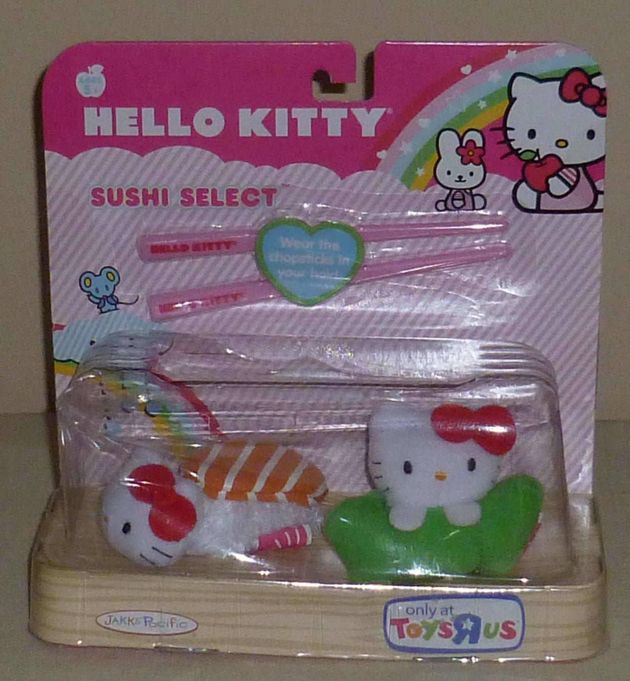 Hello Kitty Toys R Us : Hello kitty sushi select toys r us exclusive nip htf