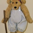 "Country Cuddles Designer 18"" Jeremiah-Hobo Hiking Bear LE"