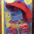 Build A Bear Denim Casual Accessorize Me Outfit SmallFrys